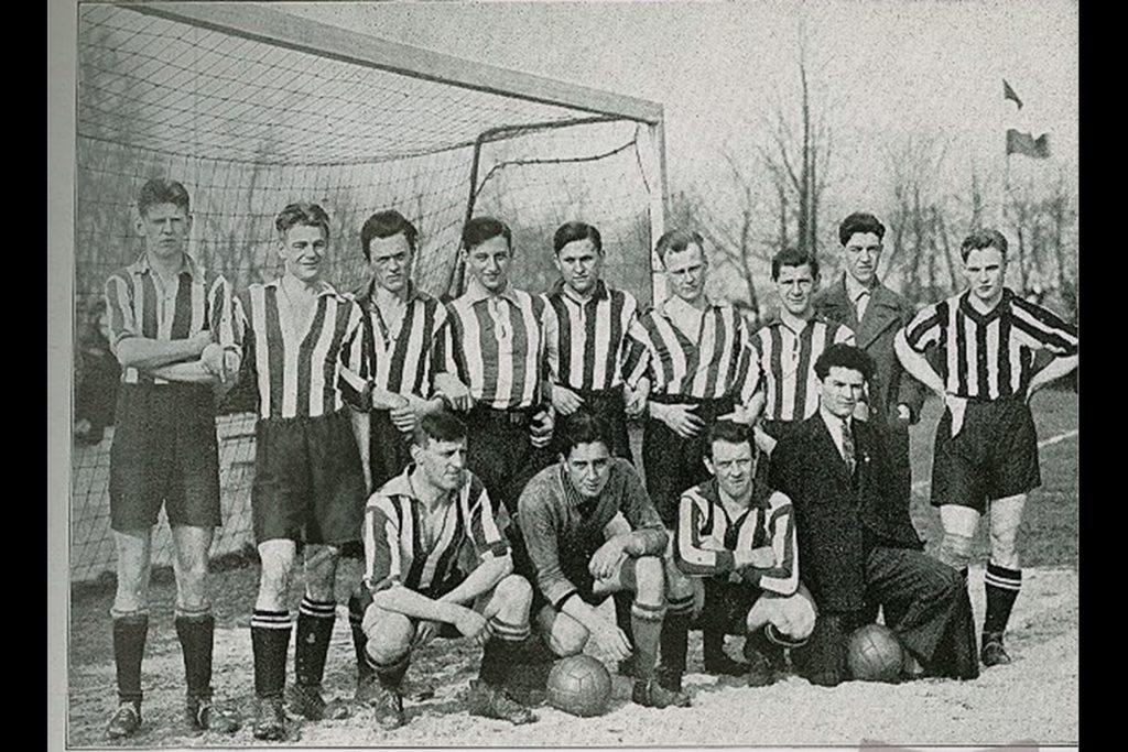 PSV 1928 - 1929