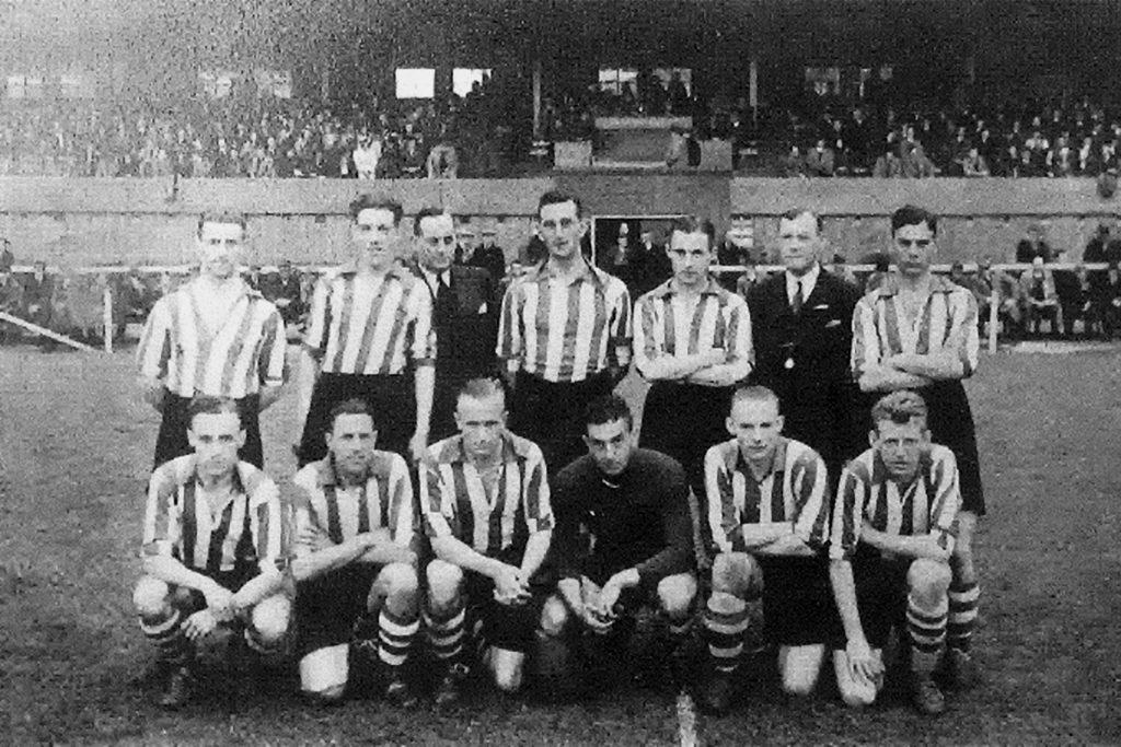 PSV 1934 - 1935